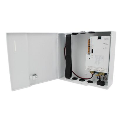 Power Supply 5A BACKUP METAL ACCESS CONTROL
