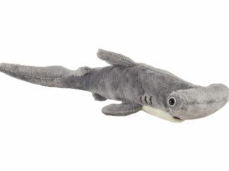 Plush hammerhead shark, 29 cm