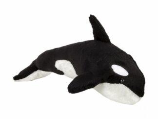 Plush killer whale, 24 cm