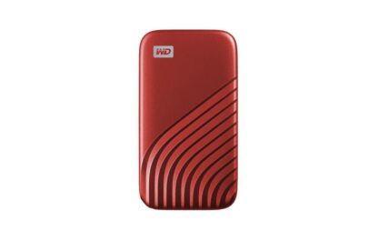 SSD 1TB WD 2.5 MY PASSPORT 3.2 RED