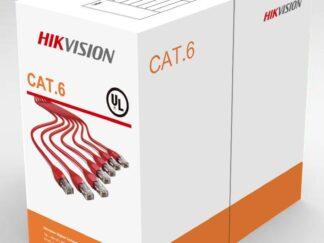CABLE U / UTP CAT.6 4X23AWG HIKVISION