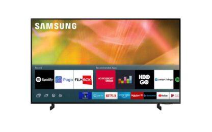 "LED TV 75"" SAMSUNG UE75AU8072UXXH"