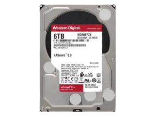 Western Digital HDD3.5 6TB SATA WD60EFRX
