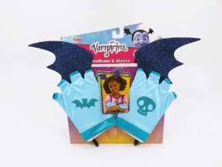 Vampirina gloves and gloves