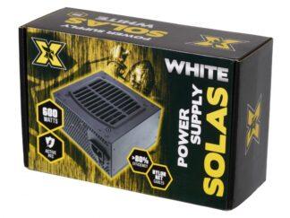 POWER SUPPLY PC SERIOUS SOLAS WHITE 600
