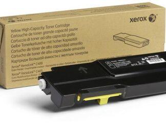 XEROX 106R03521 YELLOW TONER CARTRIDGE