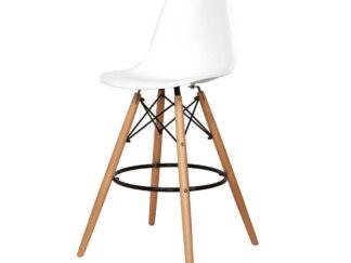 Bar chair Bitsy white