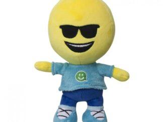 PAPUSA Plush emoticon(SUN Glasses) 21CM