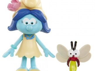 Blister, 5.71 cm- Smurfblossom and liwith ri