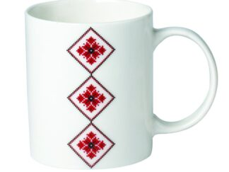 PORCELAIN CUP FIN 310ML, TRADITION MODEL