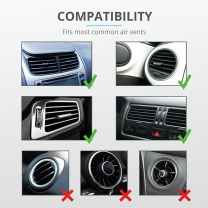 Trust Runo Car Mag Phone Holder Air Vent