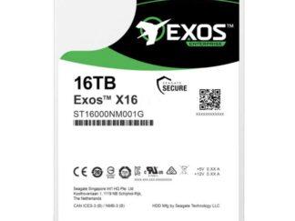 Seagate HDD 3.5 16TB SATA ST16000NM001G