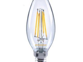 LIGHT BULB LED SYLVANIA TOLEDO RT CANDELLE 27282
