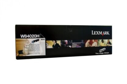 LEXMARK W84020H BLACK TONER