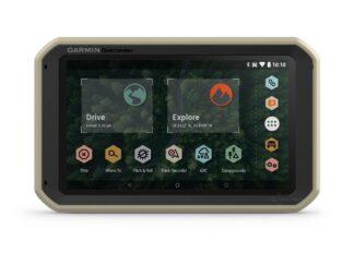 "GPS GARMIN OVERLANDER 7 ""LIVE TRAFFIC"