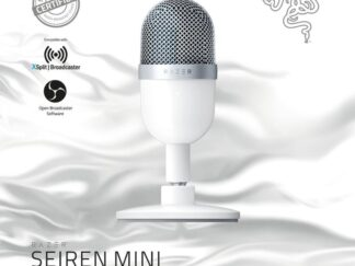 Razer Seiren Mini Compact Microphone Mercury