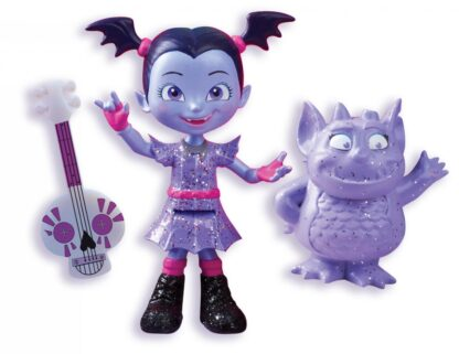 Set of Vampire and Gregory figurines