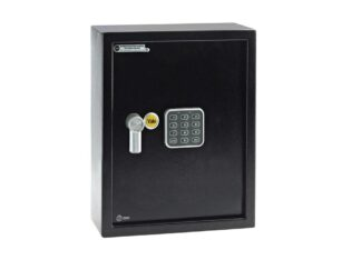 SAFE BOX YALE FOR KEYS