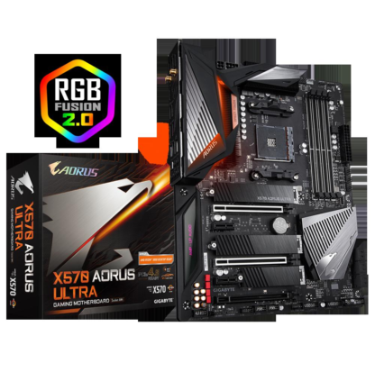 MB AMD X570 GIGABYTE AORUS ULTRA