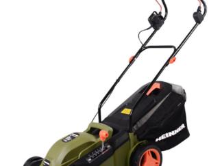 HR lawn mower 1600W 3300RPM 38CM