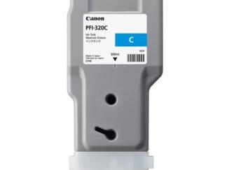 CANON PFI-320C CYAN INKJET CARTRIDGE