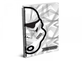 Spiral notebook A5 STAR WARS STORM TROO