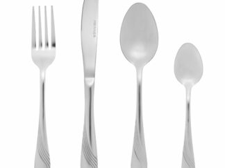 STAINLESS STEEL CUTLERY SET 24 PIECES SOFIA