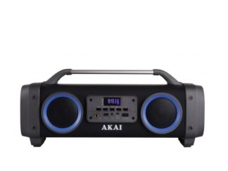 Akai ABTS-SH02 Portable Speaker BT BoomBox