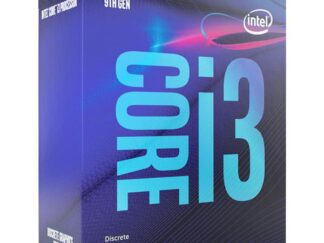 IN CPU CORE I3-9100F, BX80684I39100F