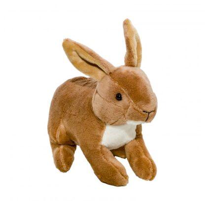 Plush rabbit, 15 cm