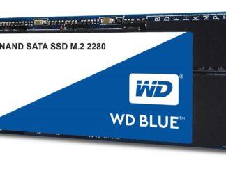 WD SSD 2TB BLUE M2 2280 WDS200T2B0B