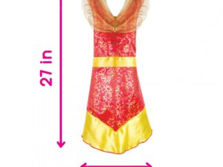 Adorbs-Costume type dress, red