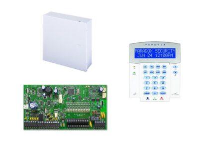 PD SP7000 control panel + transmission box + K32LX