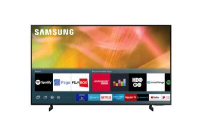 "LED TV 55"" SAMSUNG UE55AU8072UXXH"
