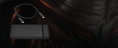 SEAGATE EXTERNAL SSD 1TB FireCuda USB-C