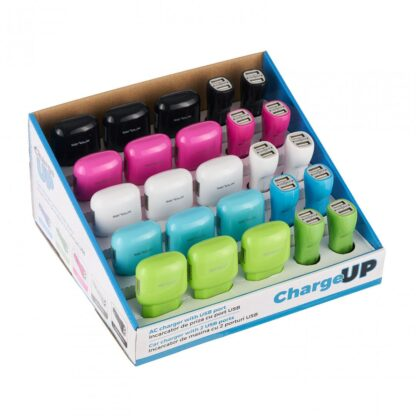SERIOUX display DUO CHARGER 15+10 PC