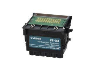 CANON PF-04 throughT HEAD