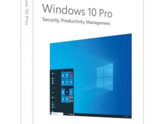 Windows Pro License FPP 10 P2 32-bit/64-bit Eng USB
