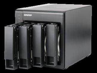 NAS QNAP 451+ 4BAY 2GHZ 8GB TWR SATA