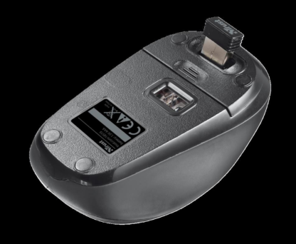 Trust Yvi Wireless Mouse - black