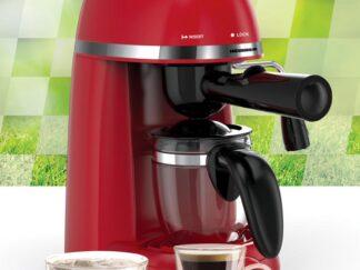 HEINNER HEM-350RD espresso machine