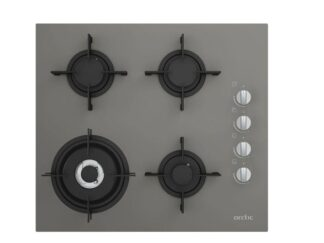 Arctic ARSGW64120SMG built-in hob
