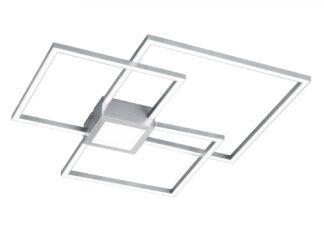 LED CEILING LAMP INT. TRIO HYDRA SQUARE