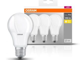 SET 3 OSRAM LED LAMPS 4058075819436