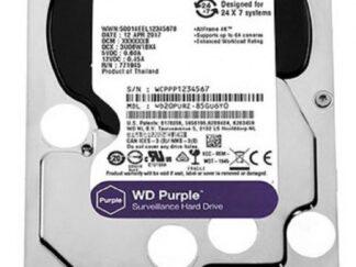WD HDD3.5 2TB SATA WD20PURZ