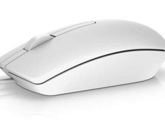 MOUSE OPTIC DELL MS116 USB WHITE