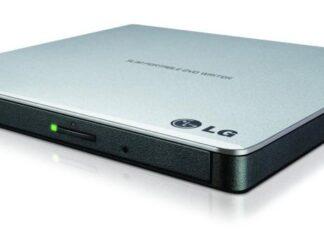 DVDRW HITACHI-LG 8X SILVER external RETAIL