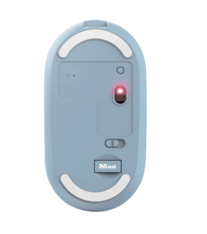 Trust Puck Rechargeable Bluetooth Mouse Blue