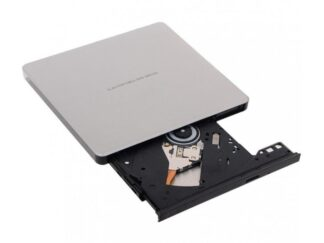 Ultra Slim Portable DVD-R Silver GP60NS6