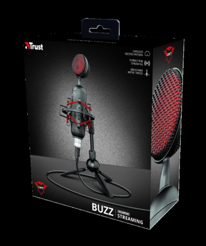 Trust GXT 244 Buzz USB Streaming Mic
